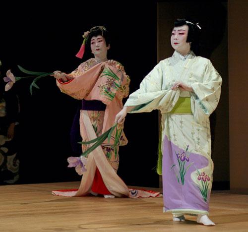 Kabuki Theatre History Japanese Kabuki Theatre